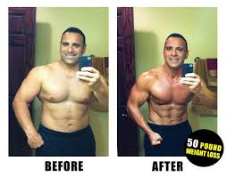 how to lose 50 pounds naturally