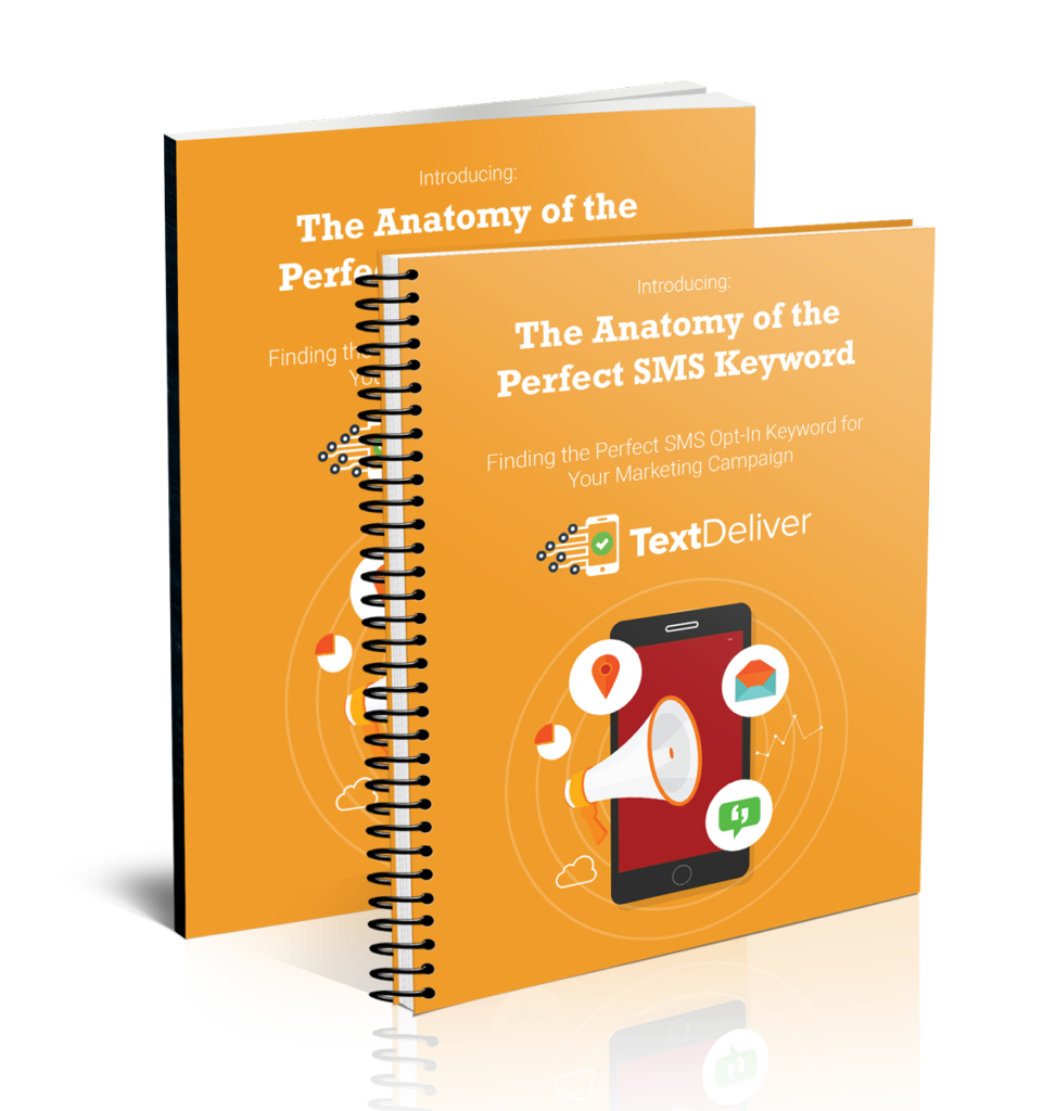 textdeliver bonus 2 Perfect-SMS-Keyword-Guide