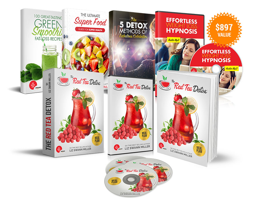 red tea detox entirepackage