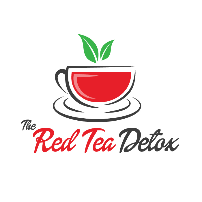 red tea detox logo square