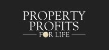 small logo for property profits for life